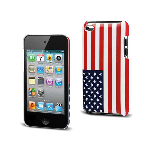 USA COVER FOR IPOD TOUCH 4