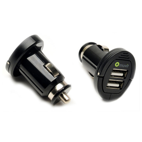 CAR CHARGER WITH USB 2.1A