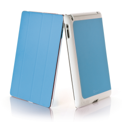 SMARTCASE IPAD 2 LIGHT BLUE
