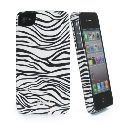 ZEBRA COVER IPHONE 4S/4