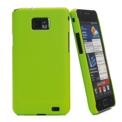 IGUM COVER GALAXY S2/S2 PLUS GREEN