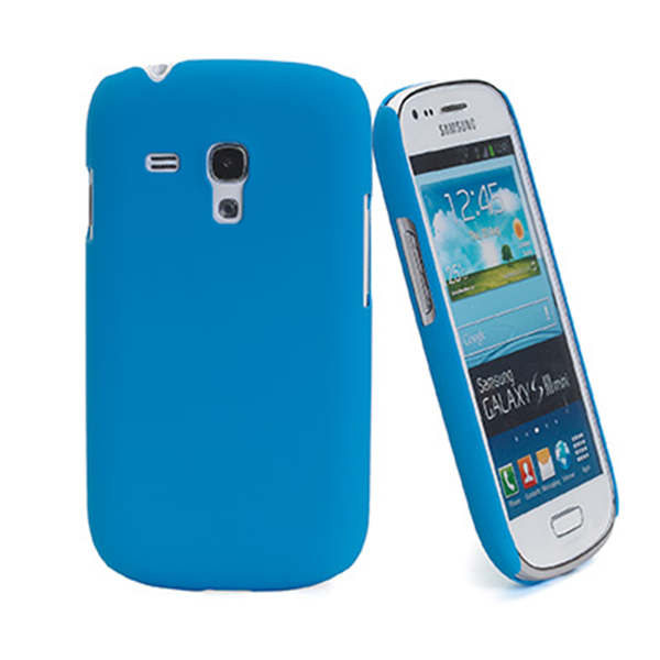 IGUM COVER GALAXY S3 MINI CYAN