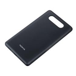 COVER WIRELESS BLACK LUMIA 820