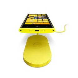 WIRELESS CHARGER GIALLO