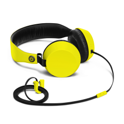 CUFFIA COLOUD BOOM YELLOW