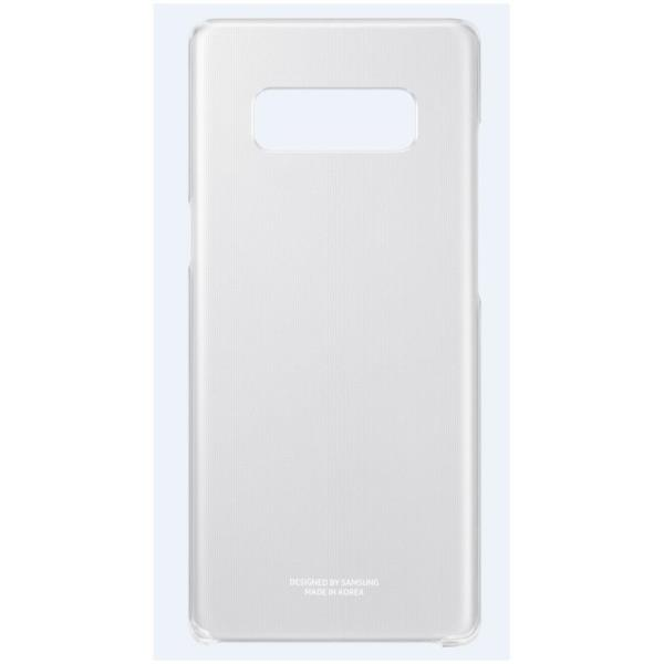 CLEAR COVER TRANSP GALAXY NOTE 8