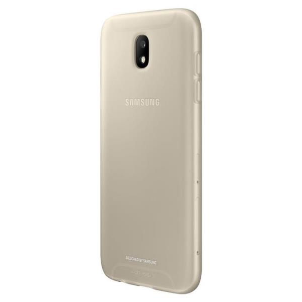 JELLY COVER GOLD GALAXY J5 2017