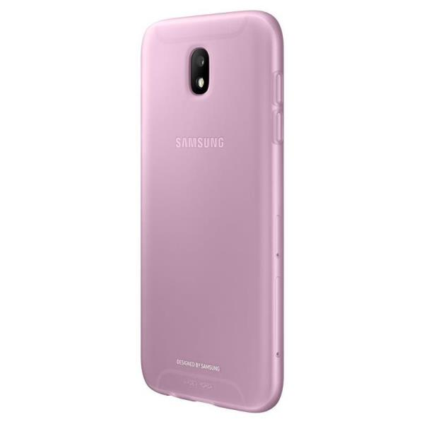 JELLY COVER PINK GALAXY J5 2017