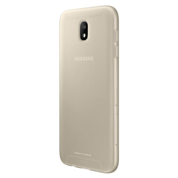 JELLY COVER GOLD GALAXY J7 2017