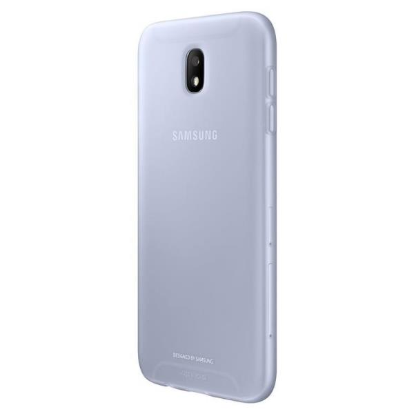 JELLY COVER BLUE GALAXY J7 2017