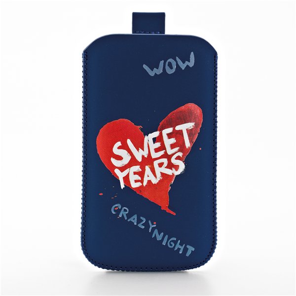 SY HEART COLLECTION NEO L CASE BLU