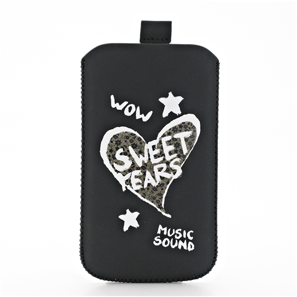 SY HEART COLLECTION NEO XL BLACK