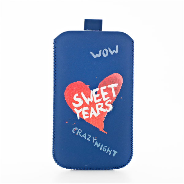 SY HEART COLLECTION NEO XL CASE BLU