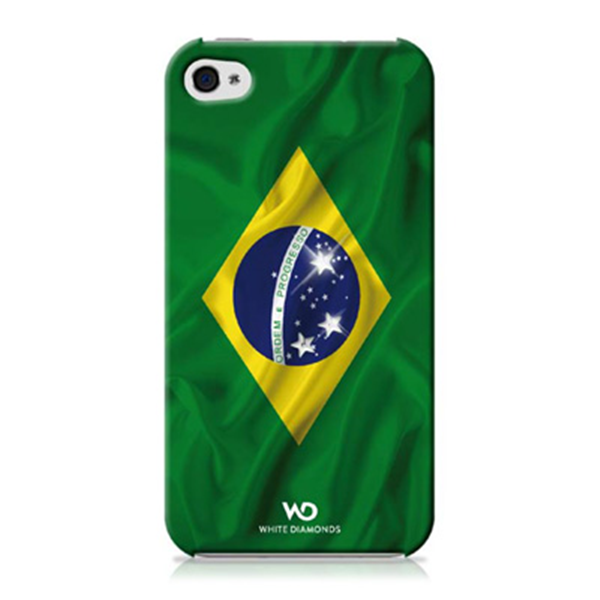 FLAG COVER BRASIL IPHONE 4/4S