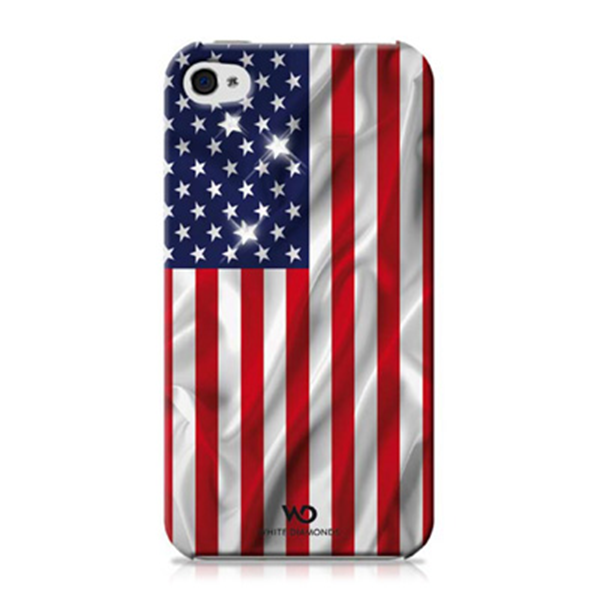FLAG COVER USA IPHONE 4/4S
