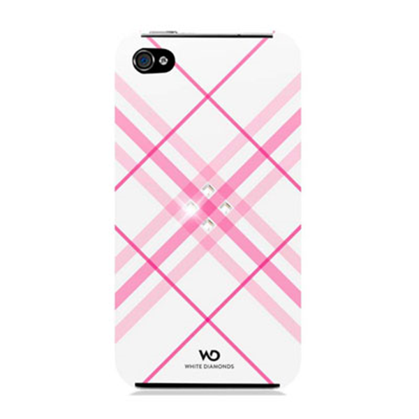 GRID COVER PINK IPHONE 4/4S
