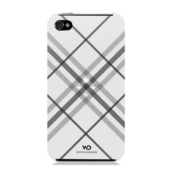GRID COVER BLACK IPHONE 4/4S