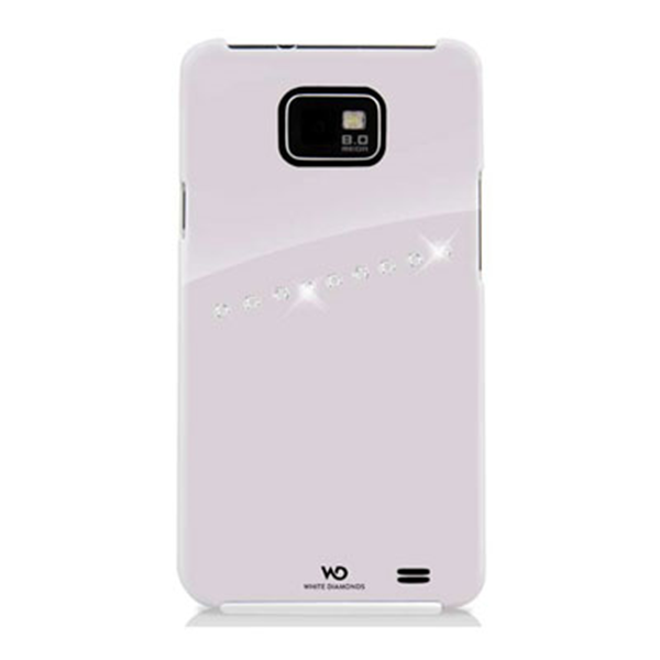 SASH COVER WHITE GALAXY S2/S2 PLUS