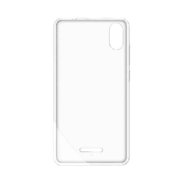 SOFT TRANSPARENT CASE LENNY 4