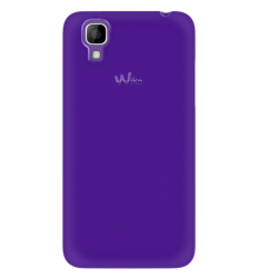 WIKO 2SKIN COV TORQUOISE/PRL SUNSET