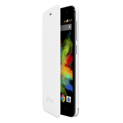 WIKO FOLIO COVER WHITE BLOOM