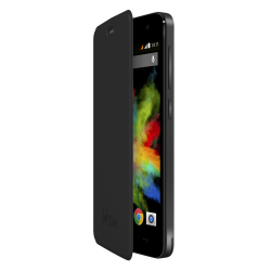 WIKO FOLIO COVER BLACK BLOOM