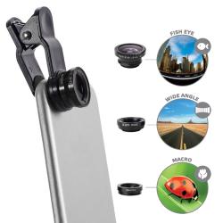 Clip lens kit