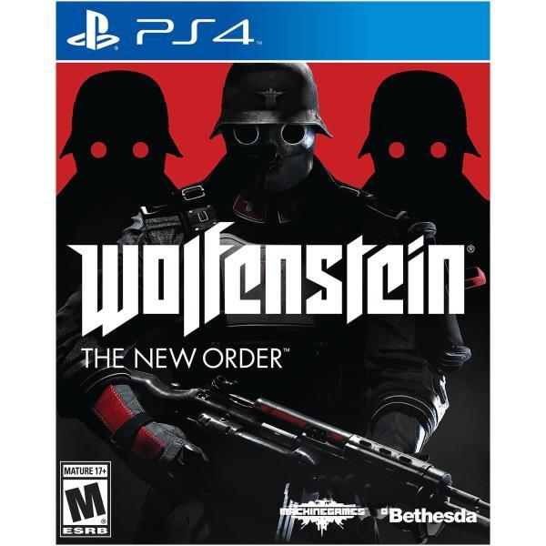 PS4 WOLFENSTEIN - THE NEW ORDER