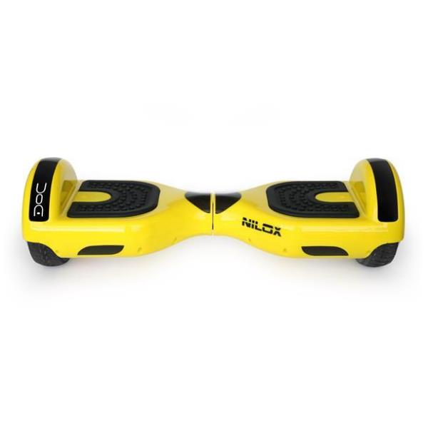 DOC HOVERBOARD YELLOW 6.5