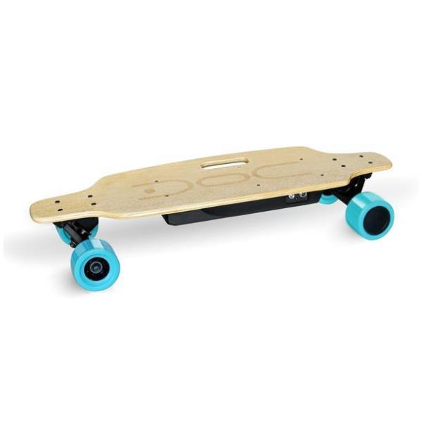 DOC SKATEBOARD SKY BLUE