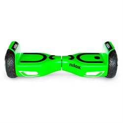 DOC 2 HOVERBOARD LIME GREEN