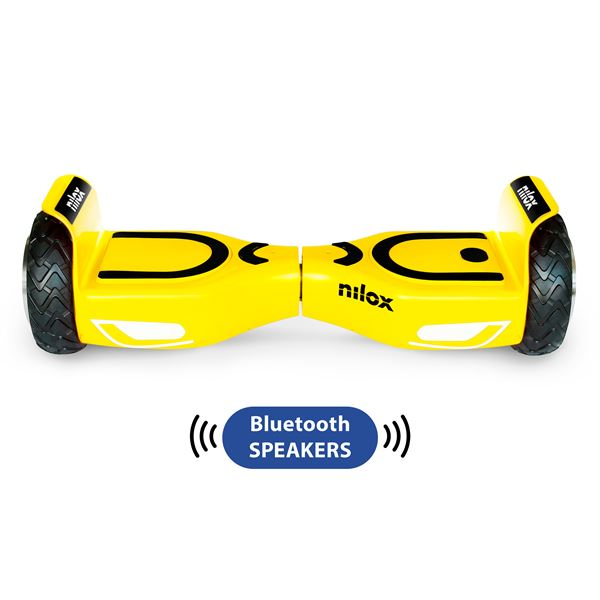 DOC 2 HOVERBOARD PLUS YELLOW