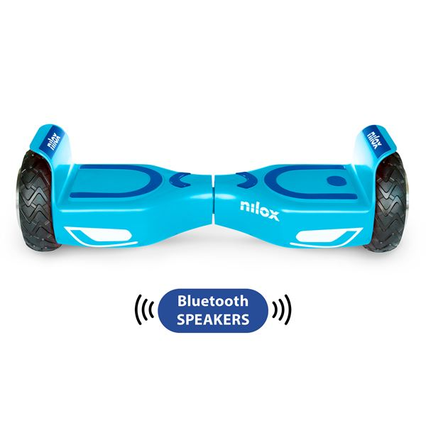 DOC 2 HOVERBOARD PLUS SKY BLUE