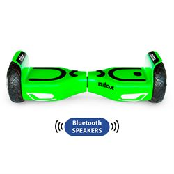 DOC 2 HOVERBOARD PLUS LIME GREEN