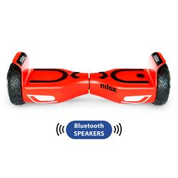 DOC 2 HOVERBOARD PLUS RED/BLACK